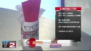 """Mug Club: Mount Markham HS Drama Club, """"""""A Christmas Story"""" [Video]"""