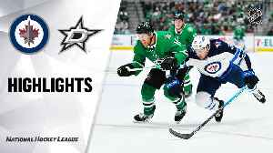NHL Highlights | Jets  @ Stars 12/05/19 [Video]