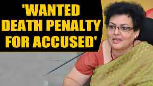 News video: Hyderabad Doctor Case: NCW Chief Rekha Sharma says that justice should be delivered by legal process
