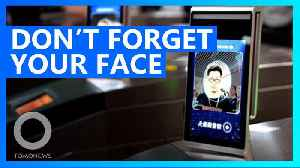 Zhengzhou subway in China using face recognition at all stations [Video]
