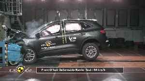 Ford Kuga - Crash & Safety Tests 2019 [Video]