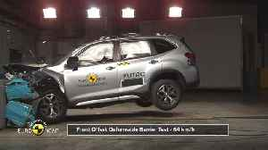 Subaru Forester - Crash & Safety Tests 2019 [Video]