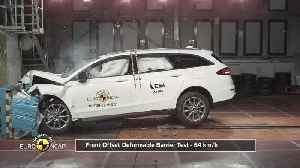 Ford Mondeo - Crash & Safety Tests 2019 [Video]