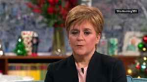 Nicola Sturgeon on possible support for Labour [Video]