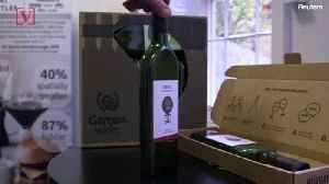 There's A New Eco Friendly Wine Bottle That Can Fit In Your Mailbox [Video]