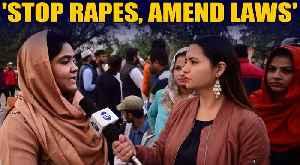 Telangana encounter: people hail killing of 4 accused, say need stringent laws [Video]