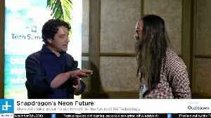Steve Aoki Snapdragon Summit on 'Cyborgs' [Video]