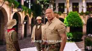 JUMANJI THE NEXT LEVEL movie - Telenovela [Video]