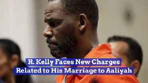 R. Kelly Is In The News With New Issues [Video]