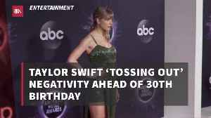 Taylor Swift's New Life Outlook [Video]