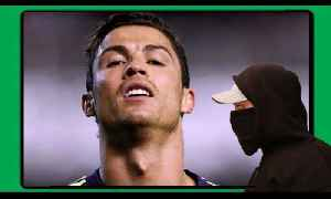 News video: Cristiano Ronaldo Plays With Himself | TGFYTCSE ft. Fifa Playa