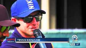 Imrecruitable College Tennis Showcase 12/5 [Video]