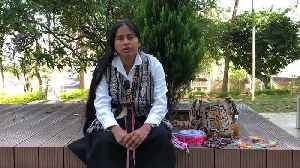 La historia de Mariela Pujimuy Janamejoy, del pueblo indígena Inga [Video]
