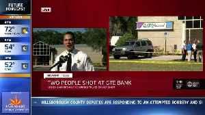 Good Samaritan, Brinks truck driver shot at GTE [Video]
