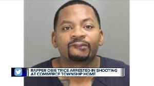 Sources: Rapper Obie Trice accused of shooting girlfriend's son in Commerce Township [Video]