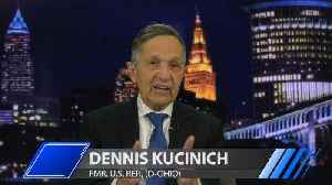 Democrat Dennis Kucinich: Impeachment not helping US; Let voters decide Trump's fate [Video]