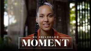 Alicia Keys Recalls Getting Her First No. 1 With 'Fallin'' | My Billboard Moment [Video]