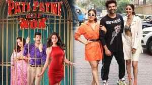 Pati Patni Aur Woh Movie Review [Video]