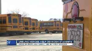 Unsung heroes help Oshkosh students after school shooting [Video]