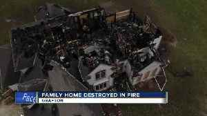 Fire hydrants far from Grafton home that was destroyed by fire Wednesday [Video]