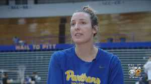 Pitt Volleyball Team Heads Into NCAA Tournament With High Hopes [Video]