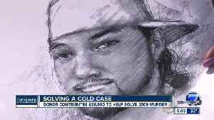 Metro Denver Crime Stoppers announce large anonymous donation to help solve 10-year-old homicide [Video]