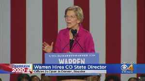 Elizabeth Warren Campaign Comes To Colorado [Video]