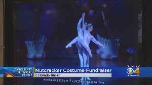 Colorado Ballet Seeks Help To Replace Nutcracker Costumes [Video]