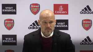 Ljungberg knows confidence is key to improving Arsenal's fortunes [Video]