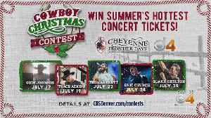 Cheyenne Frontier Days Announces 2020 Concert Series [Video]