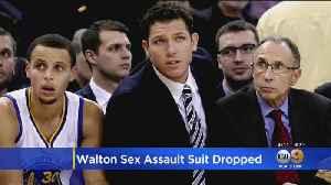 Walton Sex Assault Suit Dropped [Video]