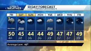 Thursday p.m KSBW Weather Forecast 12.05.19 [Video]