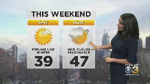 Philadelphia Weather: Winter Chill To Start The Weekend [Video]