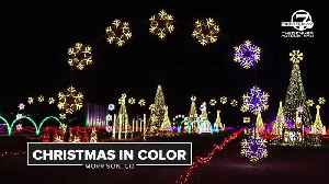 News video: Christmas lights all around! These are the 7 best things to do in Colorado this weekend: Dec. 6-8, 2019