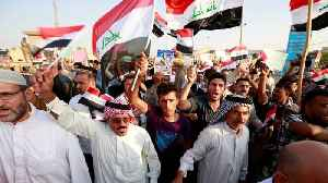 Iraq unrest: Protester anger unabated, demands unchanged [Video]