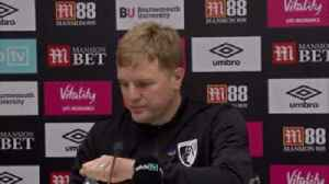 Howe '100 per cent committed' to Bournemouth [Video]