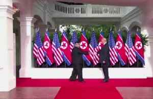 News video: N. Korea uses old taunt in new warning to Trump