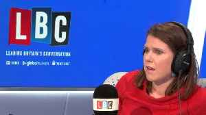 Caller tears into Jo Swinson for refusing to go into coalitions [Video]