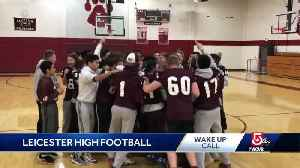 Wake Up Call from Leicester High Football [Video]