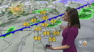 Friday Morning Forecast: Winter Chill To Start The Weekend [Video]