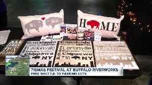 Totally Buffalo 716mas Festival returns to Riverworks [Video]