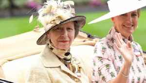 Princess Anne Plans to Keep Up With Her Mother [Video]