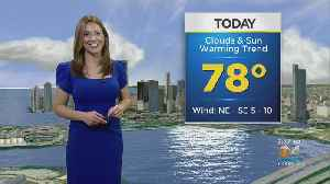 Your CBS4 Forecast For Friday 12/6 [Video]