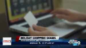 Avoid online shopping scams with these tips [Video]