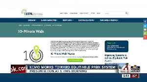 KCMO works toward equitable park system [Video]
