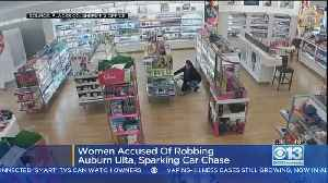 Deputies Say 2 Women Stole Nearly $5K In Makeup, Perfume From Ulta On Black Friday [Video]