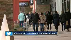 Black Friday shopping with a budget in mind [Video]