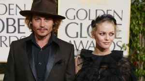 Johnny Depp: 'Vanessa and My Kids Gave Me Life' [Video]