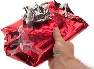 News video: Poorly-Wrapped Gifts Get a Better Response, Study Says