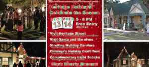 Heritage Holidays at Clark County Museum [Video]